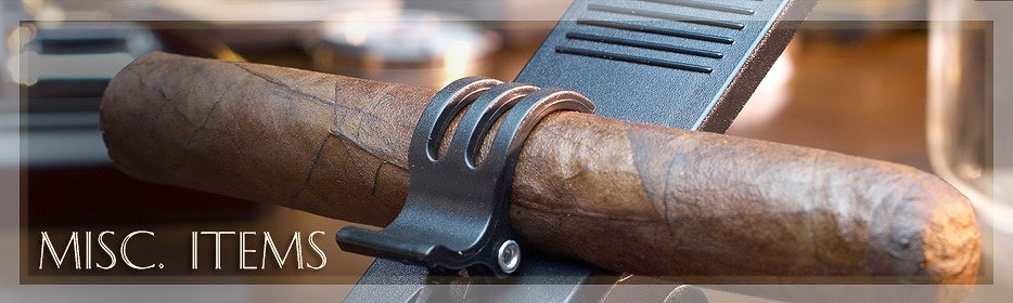 Cigar Minders, Bags, and Other Cigar Accessories