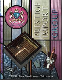 Prestige Import Group Cigar Accessory & Humidor Catalog